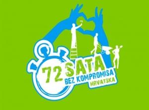 """Projekt """"72 sata bez kompromisa"""" od 18 - 21. listopada 2020."""