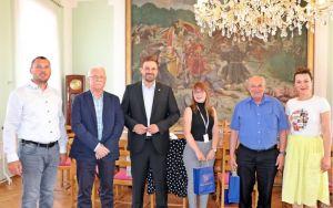 Mađarska zemlja partner 55. Đakovačkih vezova
