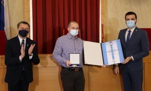 Uručena najviša priznanja Osječko-baranjske županije