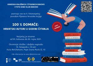 5. fotografski natječaj Gradske knjižnice i čitaonice Đakovo i Foto-kino kluba Đakovo