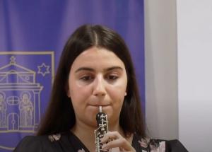 "Mlada Đakovčanka Dora Filipović osvojila 1. mjesto na ""Sirmium Music Fest 2020"""