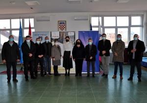 [VIDEO] Potpisan sporazum o projektnom udruživanju TZ Grada Đakova i JLS-a s područja Đakovštine