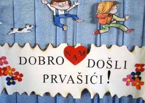 Osječko-baranjska županija bilježi porast broja prvašića