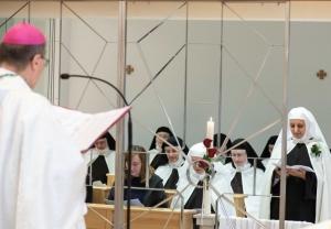 Svečani zavjeti s. M. Margarete od Presvetog Srca Isusova (Dragane Boškić)