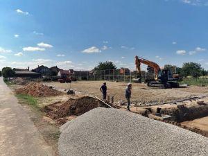 U  tijeku je izgradnja igrališta u Dračicama
