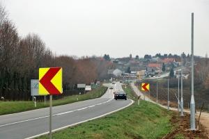 Javna rasvjeta uz pješačko-biciklističku stazu Đakovo-Kuševac