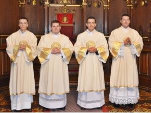 U Đakovu zaređena četvorica novih đakona