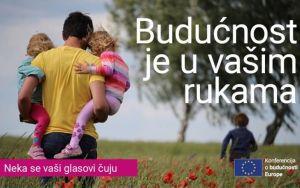 Konferencija o budućnosti Europe