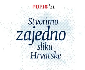Prvi digitalni Popis stanovništva od 13. rujna do 17. listopada 2021.