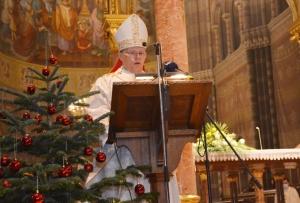 Svetkovina Rođenja Gospodnjega u đakovačkoj katedrali